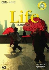Life - First Edition A1.2/A2.1: Elementary - Student's Book and Workbook (Combo Split Edition A) + DVD-ROM