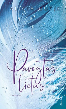 Pavogtas lietus (knyga su defektais) - Knygos.lt