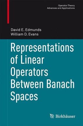Representations of Linear Operators Between Banach Spaces