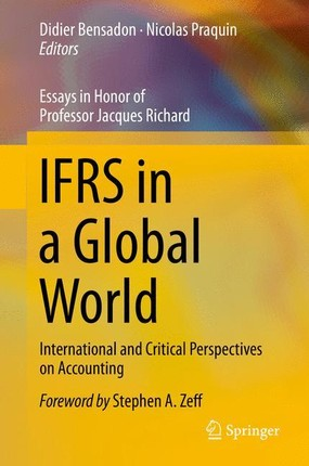 IFRSs in a Global World