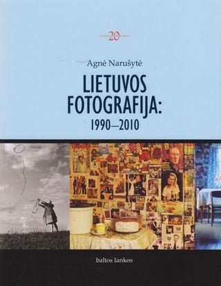 Lietuvos fotografija 1990 - 2010 (knyga su defektais)