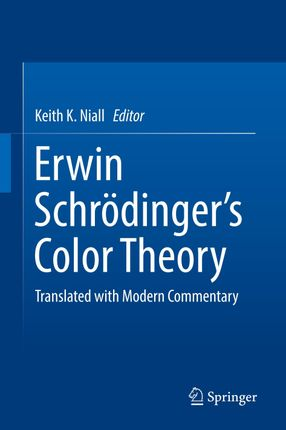 Erwin Schrödinger's Color Theory