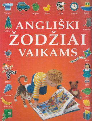Angliški žodžiai vaikams