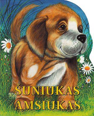 Šuniukas Amsiukas