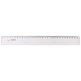 Liniuotė KOH-I-NOOR 30cm, nelūžtanti skaidri