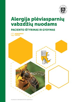 Alergija plėviasparnių vabzdžių nuodams: paciento ištyrimas ir gydymas