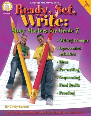 Ready, Set, Write, Grade 7