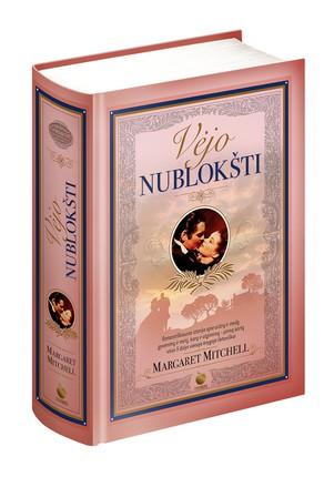 VĖJO NUBLOKŠTI: pirmą kartą romantiškiausios ir gražiausios epinės meilės istorijos visos 5 dalys lietuviškai išleidžiamos vienoje knygoje