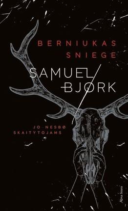 BERNIUKAS SNIEGE: drama nuo pat pirmųjų puslapių, o įtampa ir intriga prikausto net ir skeptiškiausią skaitytoją