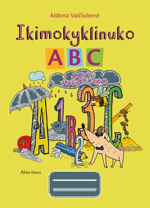 Ikimokyklinuko ABC