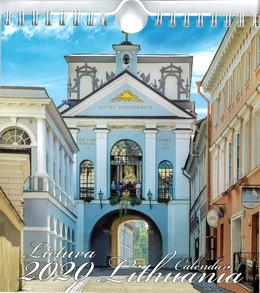 Lietuva. Atvirukai. 2020 m. kalendorius (Vilnius)