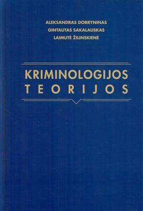 Kriminologijos teorijos