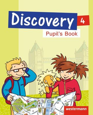 Discovery 4. Pupil's Book