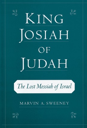 King Josiah of Judah