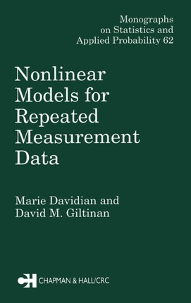 Nonlinear Models for Repeated Measurement Data