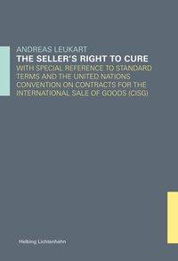 The seller's right to cure