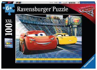 RAVENSBURGER dėlionė Cars 3  100 vnt., 10851