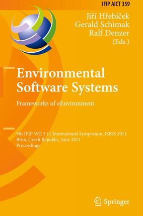 Environmental Software Systems. Frameworks of eEnvironment