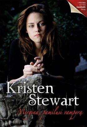 Kristen Stewart. Mergina, pamilusi vampyrą
