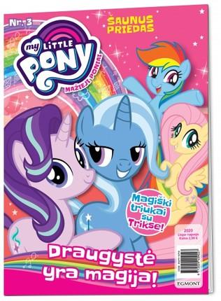 Mažieji poniai. My little pony. Žurnalas. Nr 3, 2020