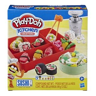 """PLAY-DOH Rinkinys """"Sušiai"""""""