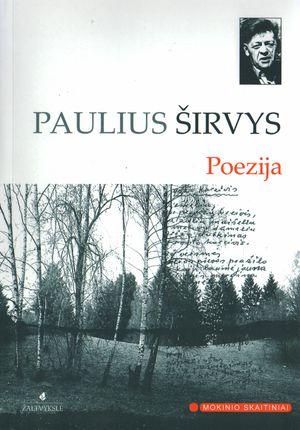 Poezija (P. Širvys)