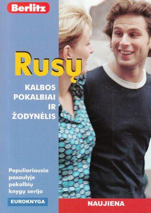 Rusų kalbos pokalbiai ir žodynėlis