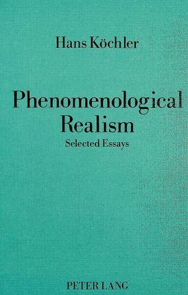 Phenomenological Realism