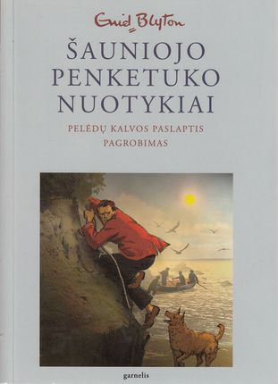 Šauniojo penketuko nuotykiai. 4 knyga. Pelėdų kalvos paslaptis. Pagrobimas