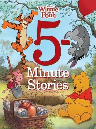 5-Minute Winnie the Pooh Stories