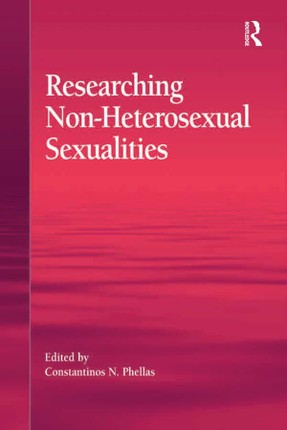 Researching Non-Heterosexual Sexualities
