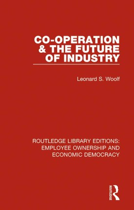 Co-operation and the Future of Industry