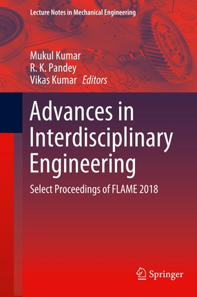 Advances in Interdisciplinary Engineering