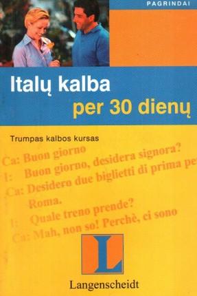 Italų kalba per 30 dienų (2003)