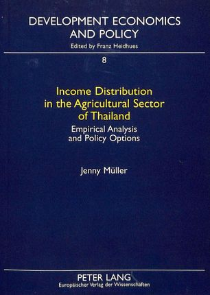 Income Distribution in the Agricultural Sector of Thailand