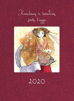 Kasdienių ir šventinių įrašų knyga 2020 m. DK3