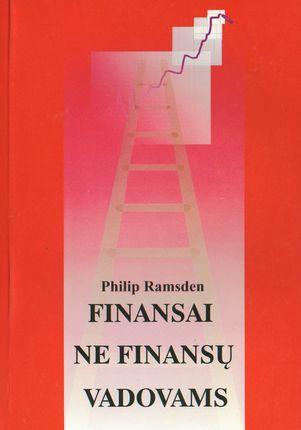 Finansai ne finansų vadovams