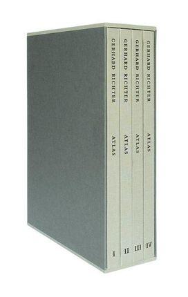 Gerhard Richter. ATLAS in 4 Bänden