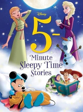 5-Minute Sleepy Time Stories