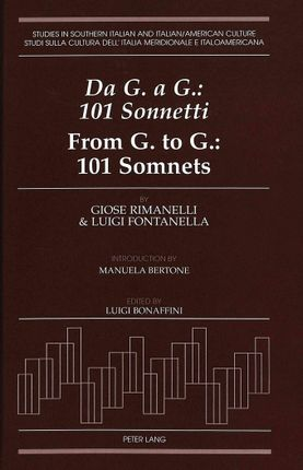 Da G. a G.: 101 Sonnetti. From G. to G.: 101 Somnets