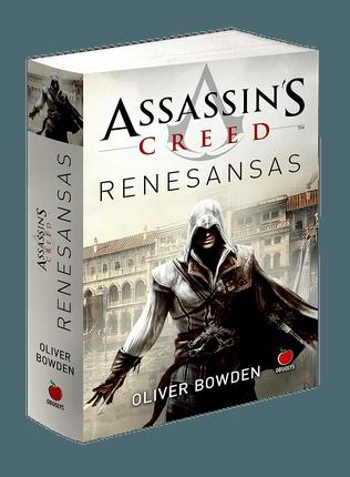 ASSASSIN`S CREED. RENESANSAS: romanas pagal vieną geriausių vaizdo žaidimų, kurio įvairioms platformoms parduota per 80 milijonų kopijų