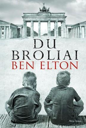 Du broliai (knyga su defektais)