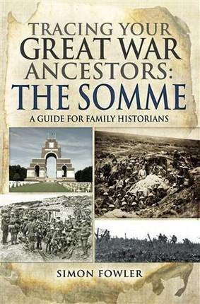 Tracing your Great War Ancestors
