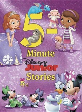 Disney Junior 5-Minute: Sofia the First & Friends Stories