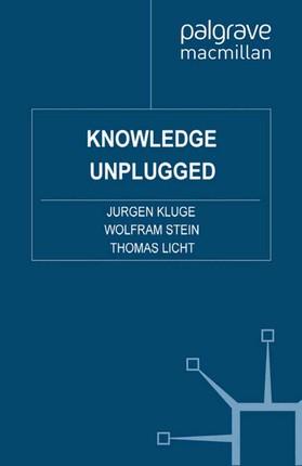 Knowledge Unplugged