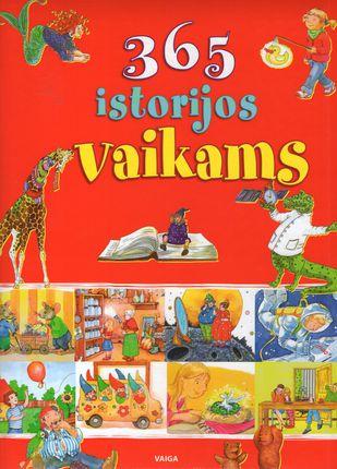 365 istorijos vaikams