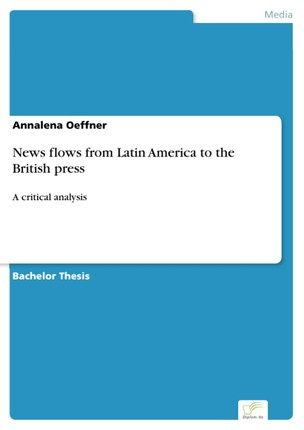 News flows from Latin America to the British press