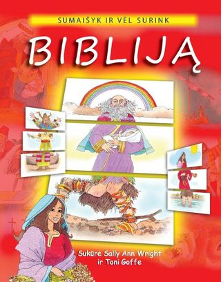 Sumaišyk ir vėl surink Bibliją