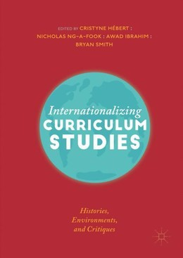 Internationalizing Curriculum Studies