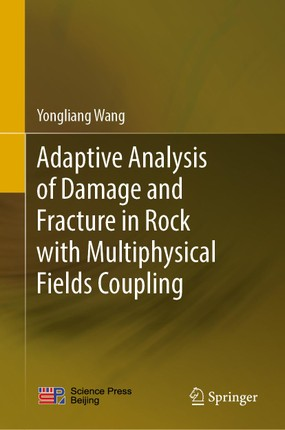 Adaptive Analysis of Damage and Fracture in Rock with Multiphysical Fields Coupling